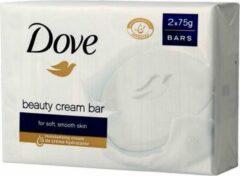 Dove Zeep Beauty Cream Bar Zeeptablet 2x75gr
