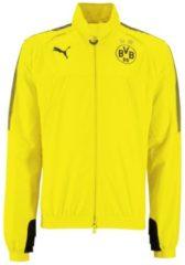 Einlaufjacke BVB Stadium Jacket Vent Thermo-R 751759-01 Puma Cyber Yellow-Cyber Yellow