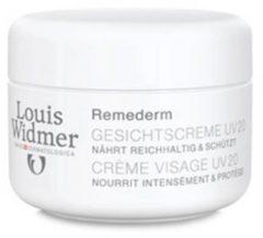 Louis Widmer Geparfumeerde Remederm UV20 gezichtscrème - 50 ml