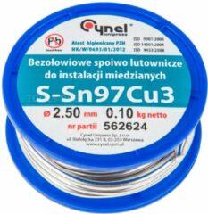TOPEX cynel soldeertin 2,5mm sn97%