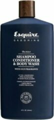 Chi Esquire Grooming 3-in-1 shampoo, conditioner, bodywash 89ml