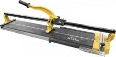 Gele Güde GHF 800 Professionele tegelsnijder 800 x 800 mm incl. precisie schroevendraaierset