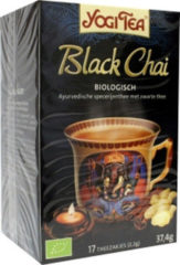 Yogi Tea Black Chai 6-pack (6x 17st)