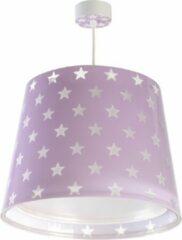 Dalber Hanglamp Stars Glow In The Dark 33 Cm Paars
