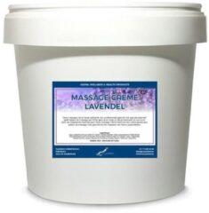 Claudius Cosmetics B.V Massage Crème Lavendel 1 liter