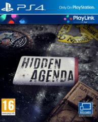 Sony Interactive Entertainment Hidden Agenda - PS4