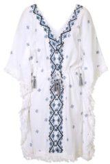 BAMBOLA Kleid, im Tunika-Look, Modisch, Baumwolle
