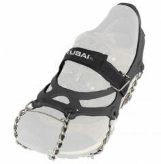 Grijze Stubai - Ice Track Grödel - Grödel maat XL grijs