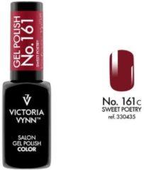 Rode Gellak Victoria Vynn™ Gel Nagellak - Salon Gel Polish Color 161 - 8 ml. - Sweet Poetry