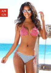 S.Oliver RED LABEL Beachwear Triangel-Bikini im trendigen Mustermix