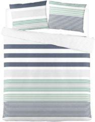 Byrklund So Striped - Dekbedovertrek - Lits-jumeaux - 240x200/220 cm + 2 kussenslopen 60x70 cm - Wit