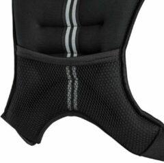 Zwarte TecTake - gewichtsvest weight vest allround - 5 kg - 402634