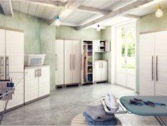 VidaXL Keter Onderkast Excellence 65x45x97 cm beige en taupe