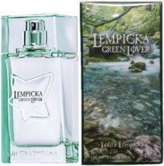 Lolita Lempicka Lempicka groen Lover Eau de toilette spray 100ml