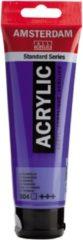 Royal Talens Amsterdam Standard acrylverf tube 120ml - 504 - Ultramarijn - transparant