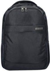 Basic Rucksack 46 cm Laptopfach D&N schwarz