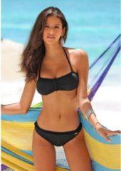 Zwarte BUFFALO bikinibroekje »Happy«