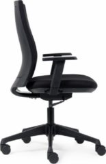 Zwarte Top Line Bureaustoel Ergonomisch | Dave | Thuisgebruik |