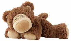 Bruine Warmies® warmtekussen, »Sleepy Bear bruin, lavendel«