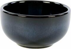 Blauwe Kaitø KAITØ Kom 11,5xh5 cm. 'Indigo Blue' Stoneware - 6 stuks