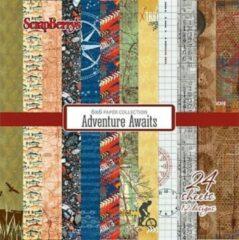 "Scrapberry's: Adventure Awaits 6*6"" (SCB220610509x)"