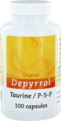 Timm Health Care Depyrrol Taurine / P-5-P 100 vegicaps