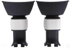 Zwarte Bugaboo Cameleon³ adapterset voor Britax Römer babyautostoeltje