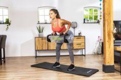 Transparante Tunturi Aquabag fitness - watergevulde powerbag - 20kg