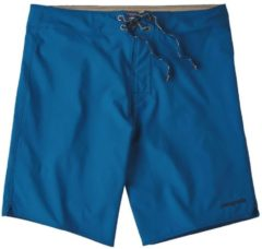 """Blue Patagonia Light And Variable 18"""" Boardshorts"""