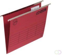 Hangmap Elba Verticfile folio V bodem rood