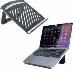 Vannons - Laptopstandaard - Laptop Standaard - Inklapbaar - Zwart