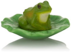 Flambiance Schwimmkerze Frosch