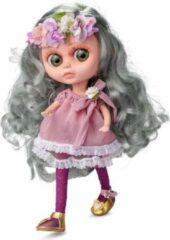 Berjuan Tienerpop Margaret Frost The Biggers Meisjes Roze/paars