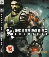 Bionic Commando Game PS3