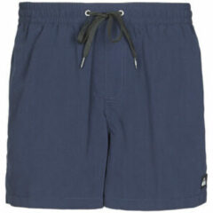 "Marineblauwe Quiksilver Everyday Volley 15"" Boardshorts blauw"