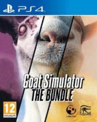 Ps4 Goat Simulator The Complete Bundle