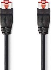 Nedis CCGP85200BK100 netwerkkabel 10 m Cat6 U/UTP (UTP) Zwart