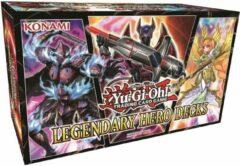Trading Card Game Yu-Gi-Oh! - Legendary Hero Decks Collectors box