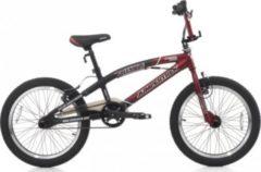 20 Zoll Cinzia Rock BMX Fahrrad... schwarz-rot
