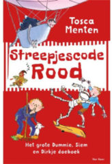 Ons Magazijn Streepjescode Rood