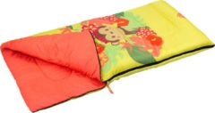 Abbey Camp slaapzak Jungle junior 140 x 70 cm polyester geel