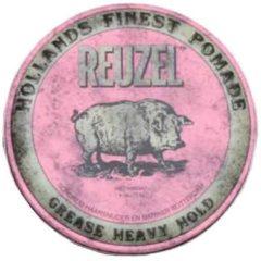 Roze Reuzel Hf Pomade Grease Heavy Hold - Pink 35 gr
