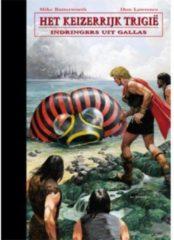 Ons Magazijn De opkomst en ondergang van het keizerrijk Trigië - Indringers uit Gallas