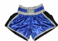XPRT Fight Gear XPRT kickbox broek blauw L