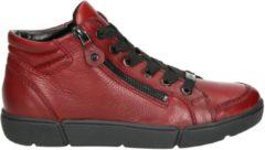 Ara Rome dames sneaker - Rood - Maat 41