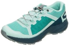XA Elevate Trail Laufschuh Damen Salomon beach glass / reflecting pond / lead