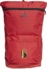 Rode Adidas België Rugzak 2020-2021 - RBFA Rugzak - Rugtas België - Belgium Backpack