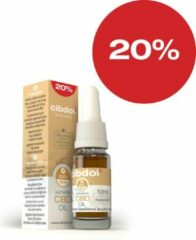 Cibdol CBD Hennepzaadolie 20% - 10ml