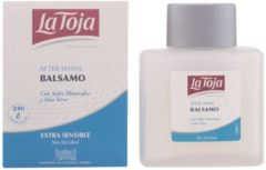 La Toja - La Toja - aftershave - balsem sensitive skin 100 ml special for Man