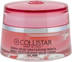 Collistar Fresh Moisturizing Gelée Cream Dagcrème 50 ml